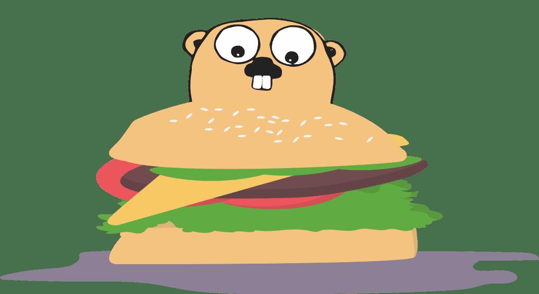 Burger Gopher